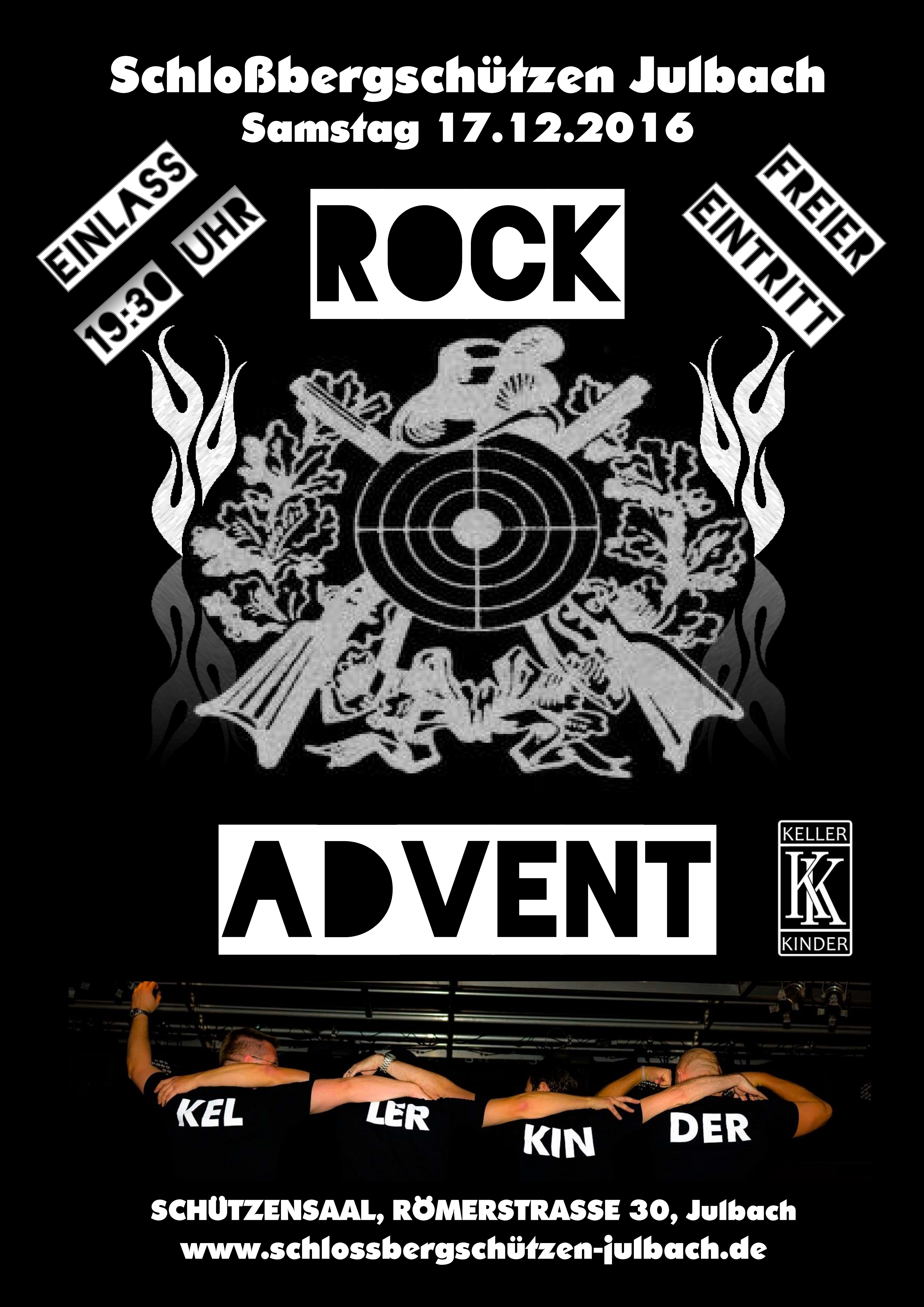 Rock Advent 2016